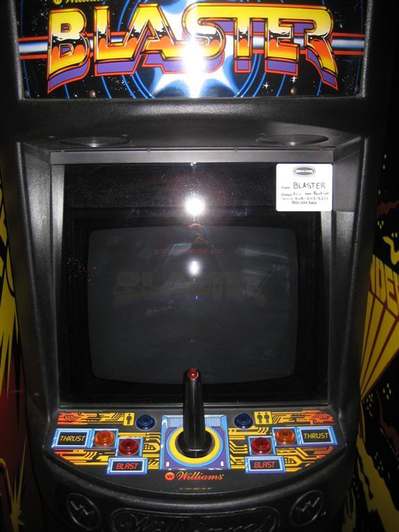 Blaster Standup Arcade