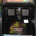 Dragons Lair Standup Arcade