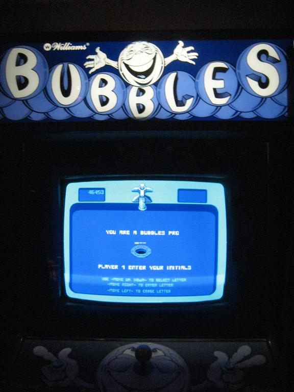 Bubble Standup Arcade
