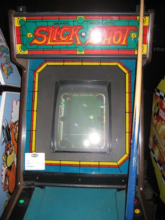 Slick Shot Standup Arcade