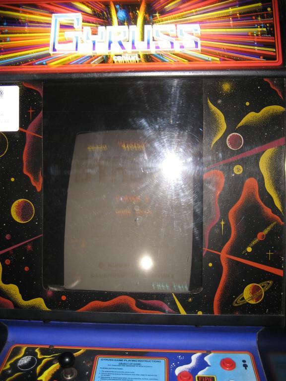Gyruss Arcade