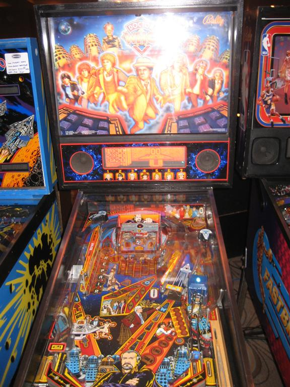 Doctor Who Pinball
