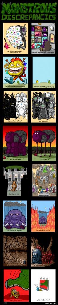 Monster Wisdom Image