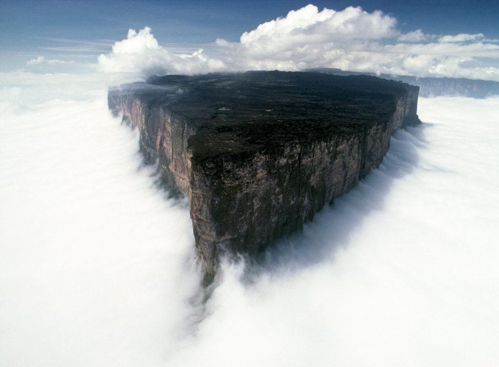 Mt Roraima Venezuela