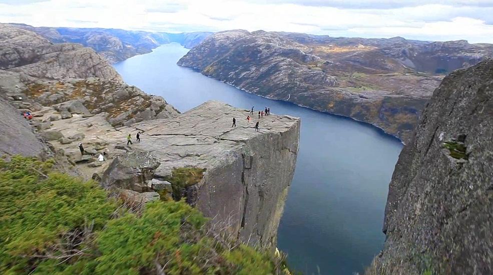 Preikestolen Pulpit Rock Norway